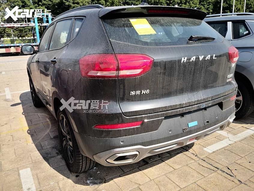 2019广州车展探馆:哈弗H6 GT版抢先看