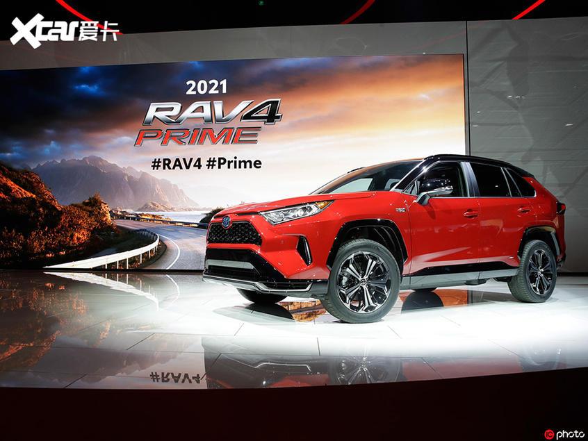 丰田全新RAV4 Prime首发