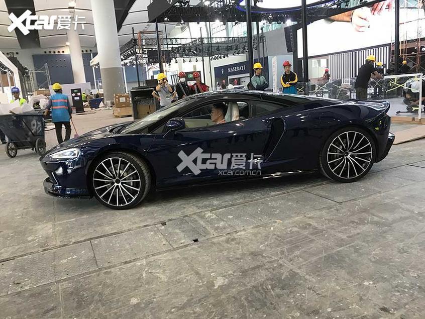 广州车展探馆:迈凯伦GT车型抢先实拍