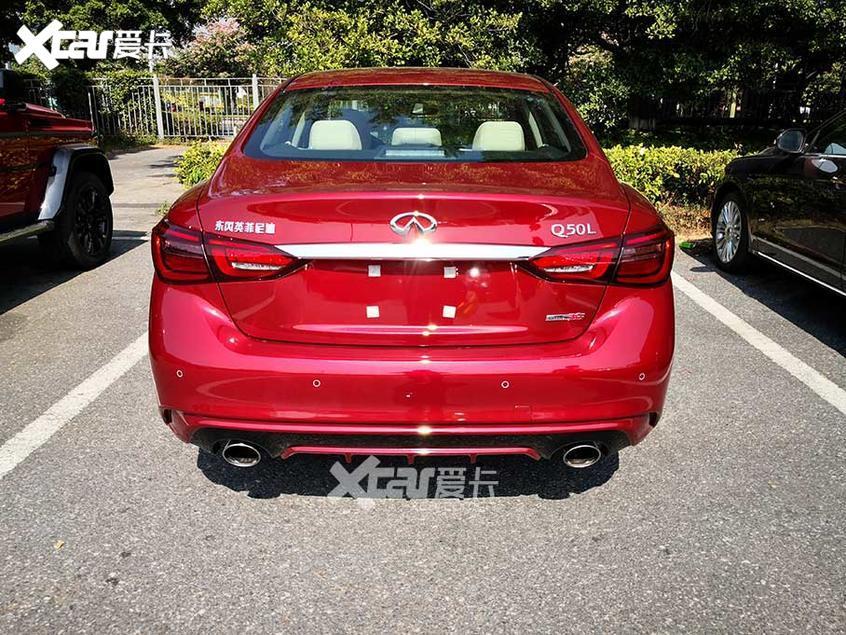 广州车展探馆:英菲尼迪Q50L 30抢先看