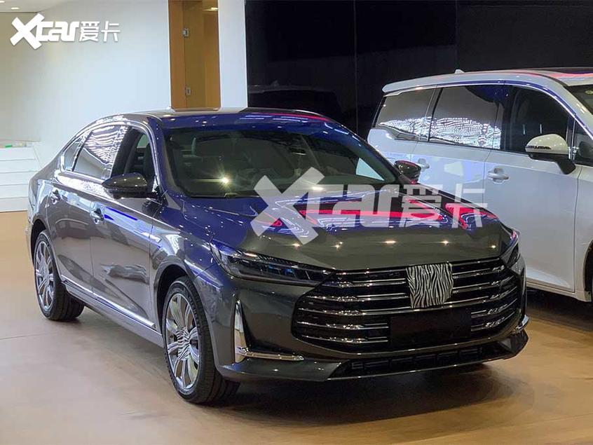 广州车展探馆:广汽传祺新款GA8宣传图