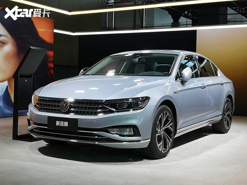 2019广州车展:一汽-大众新款迈腾首发