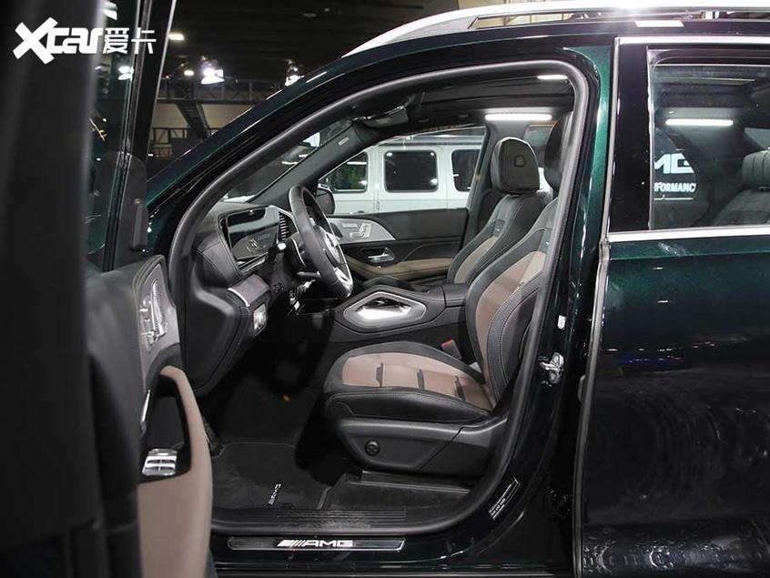 2019广州车展 梅赛德斯-AMG GLE 53发布