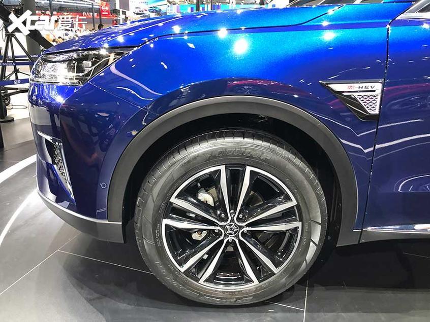 2019广州车展:东风启辰全新SUV-星首发