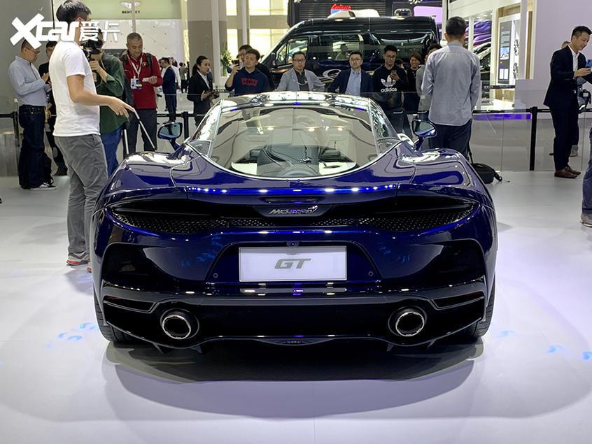 迈凯伦GT