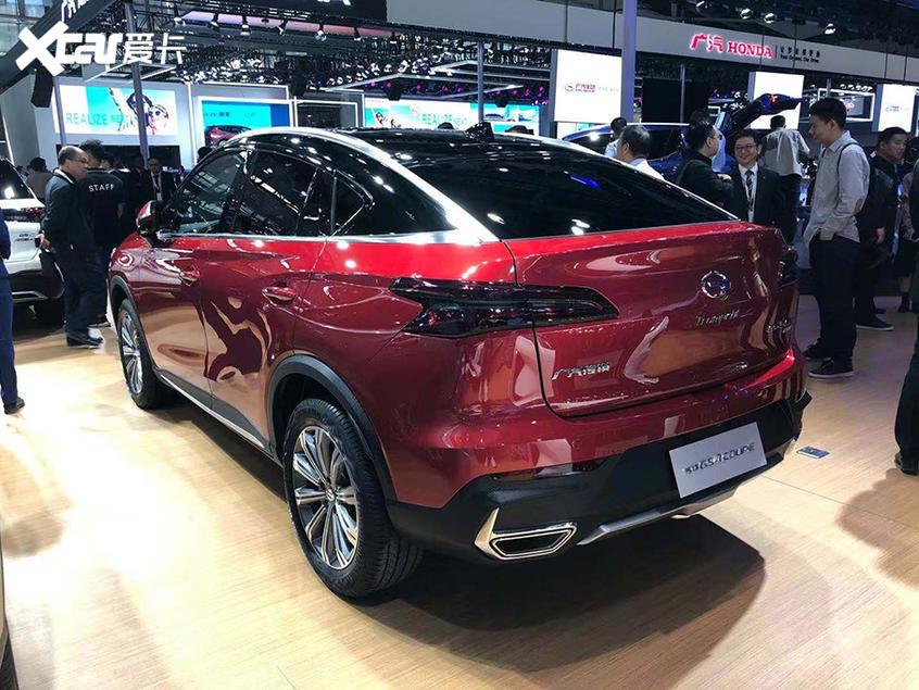 传祺GS4 Coupe