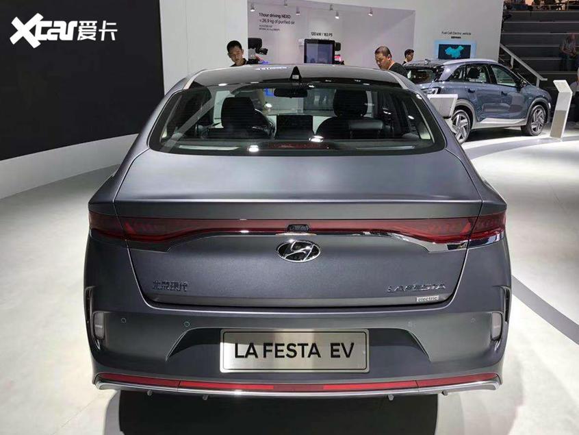 北京现代菲斯塔纯电动版