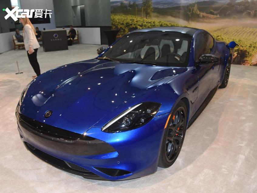 广州车展:Karma Revero两款新车预售