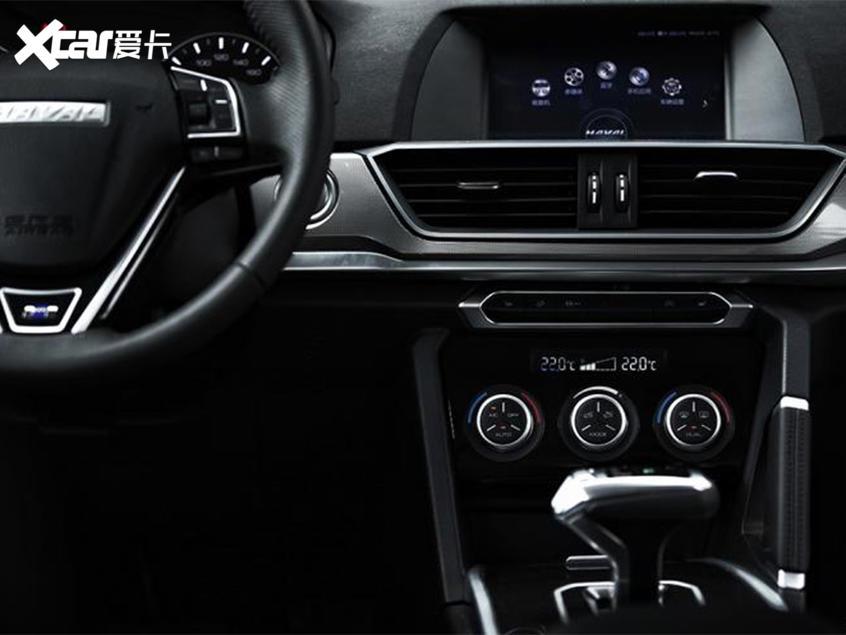 哈弗H6运动版尊贵智联型上市 售12.00万