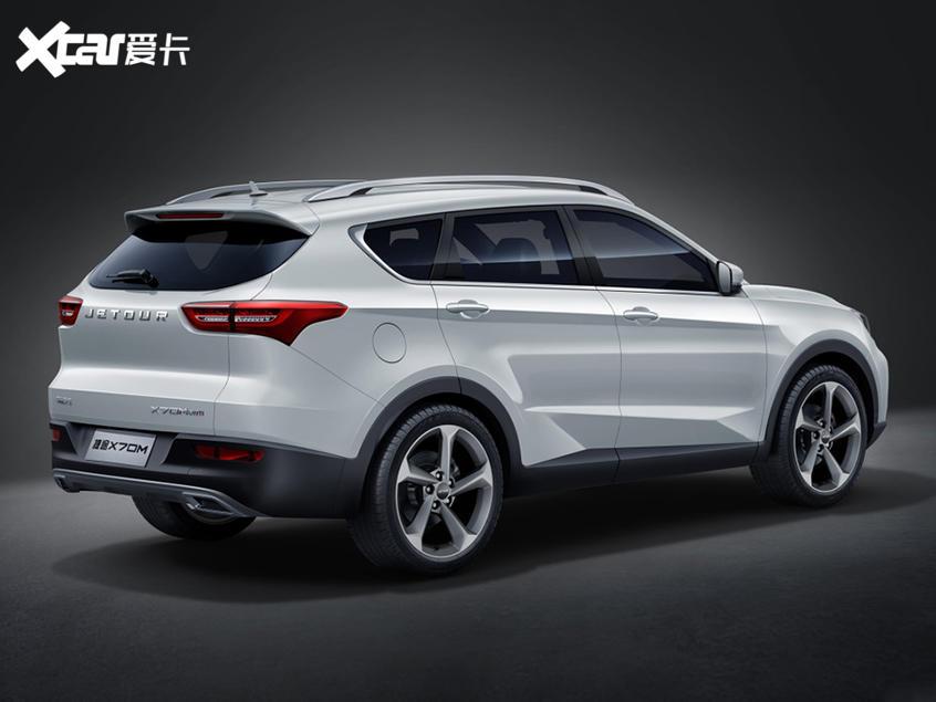 捷途X70M正式上市 售价6.49-7.99万元