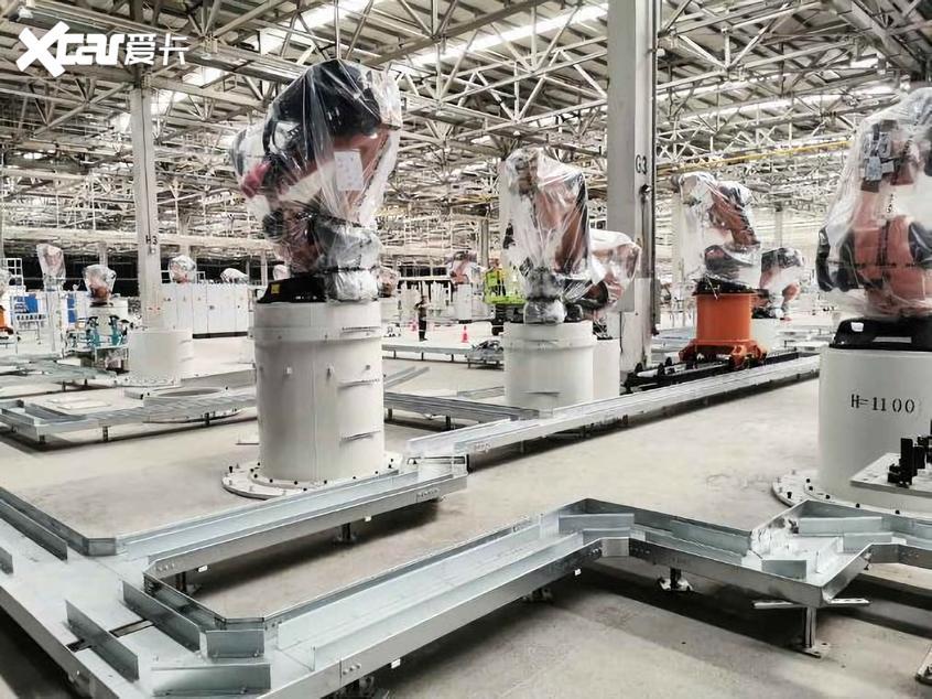 北京奔驰顺义工厂