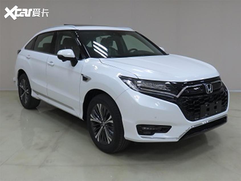 新款东风本田UR-V申报图