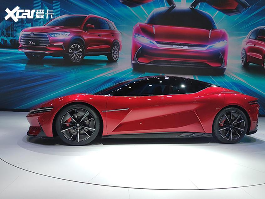 比亚迪e-SEED GT概念车