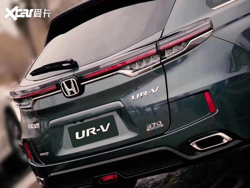 新款东风本田UR-V