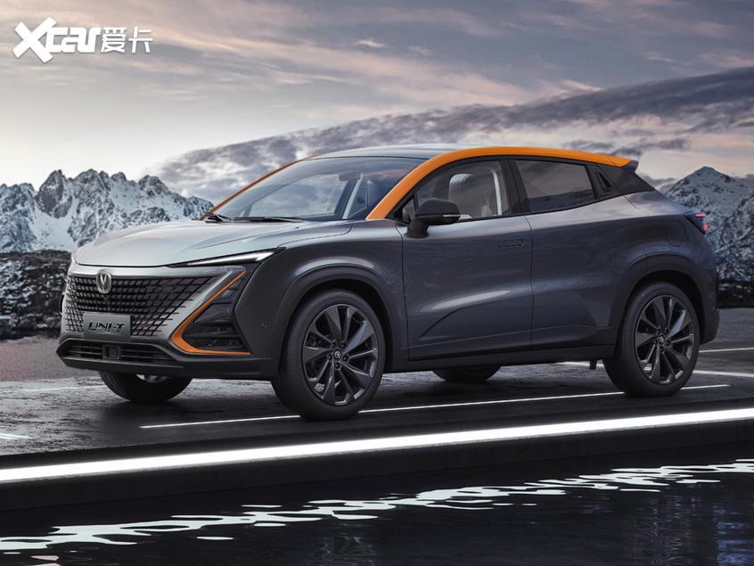长安UNI-T将年内推出定位紧凑跨界SUV