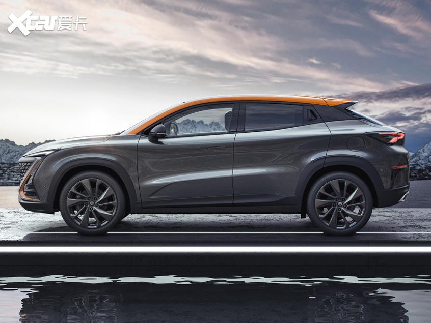 长安UNI-T将年内推出 定位紧凑跨界SUV