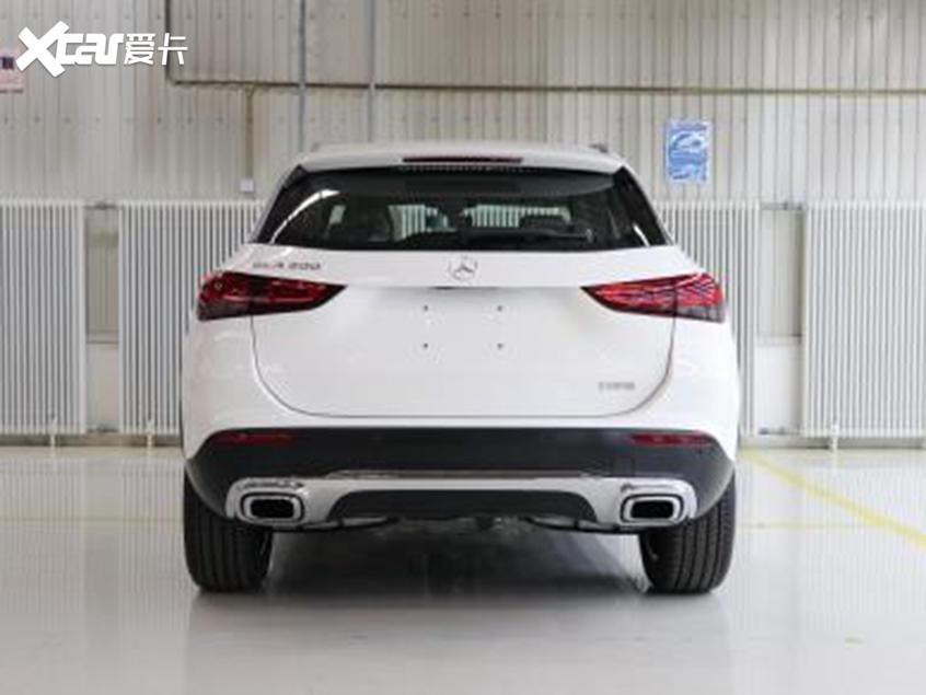 北京奔驰新一代GLA