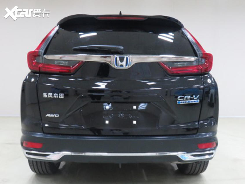 东风本田新款CR-V