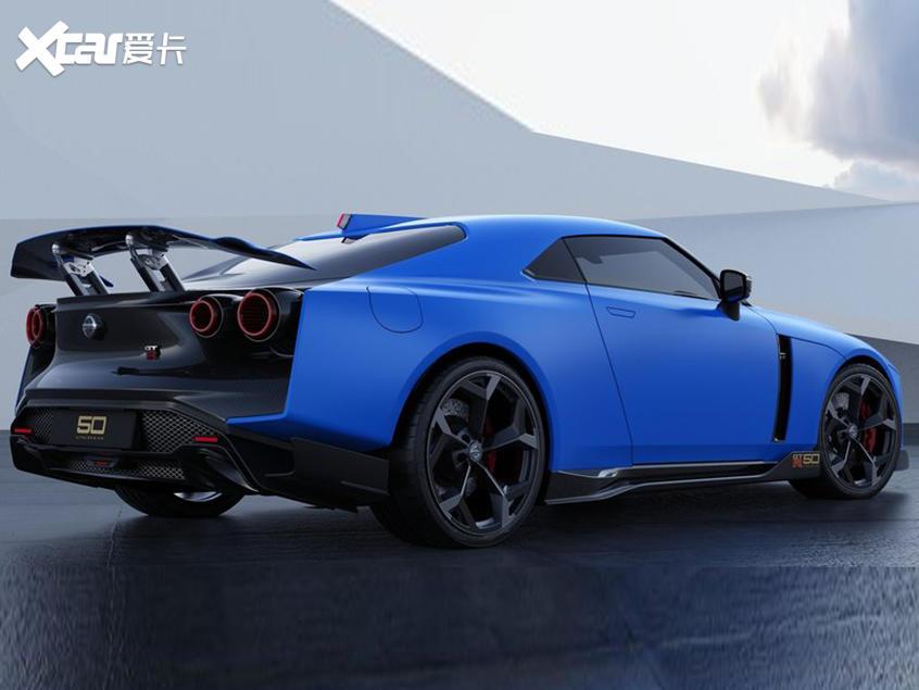 日产GT-R50量产版