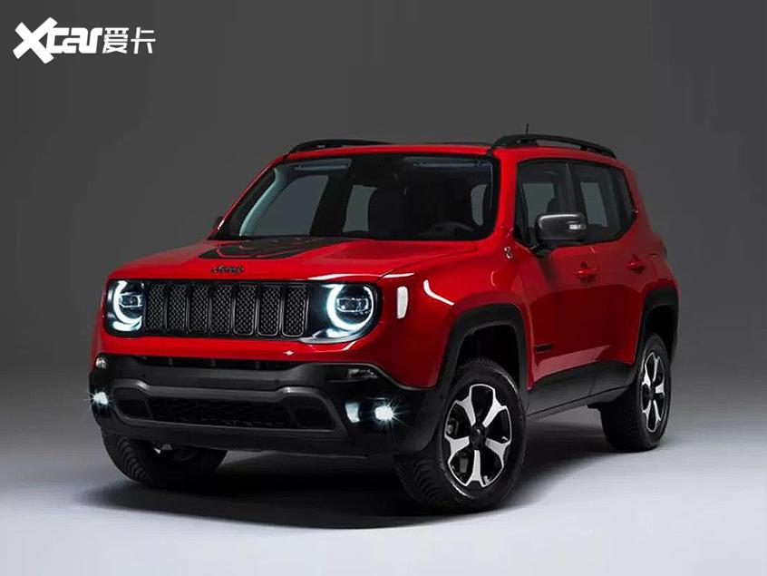 Jeep规划3款电动SUV 广菲克将全线触电