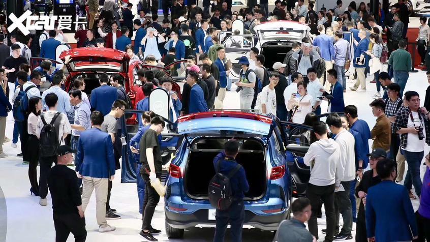 火热的汽车市场
