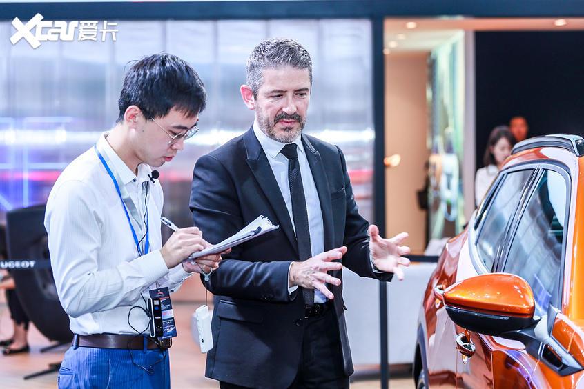 2019广州车展PSA专访