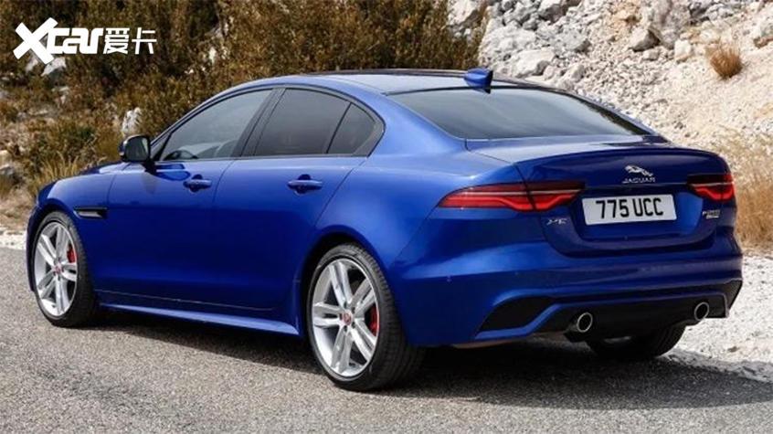 捷豹全新纯电动车消息对手直指Model 3
