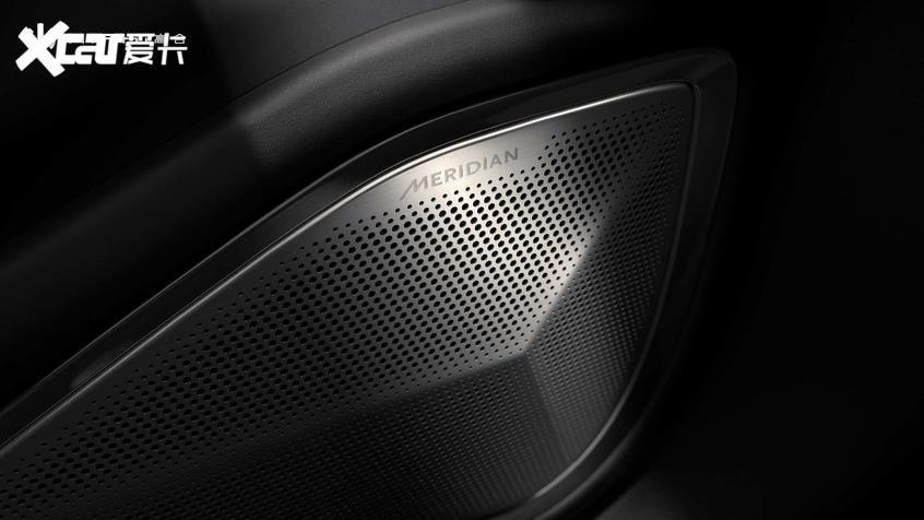 高合HiPhi X新消息搭英国之宝音响系统