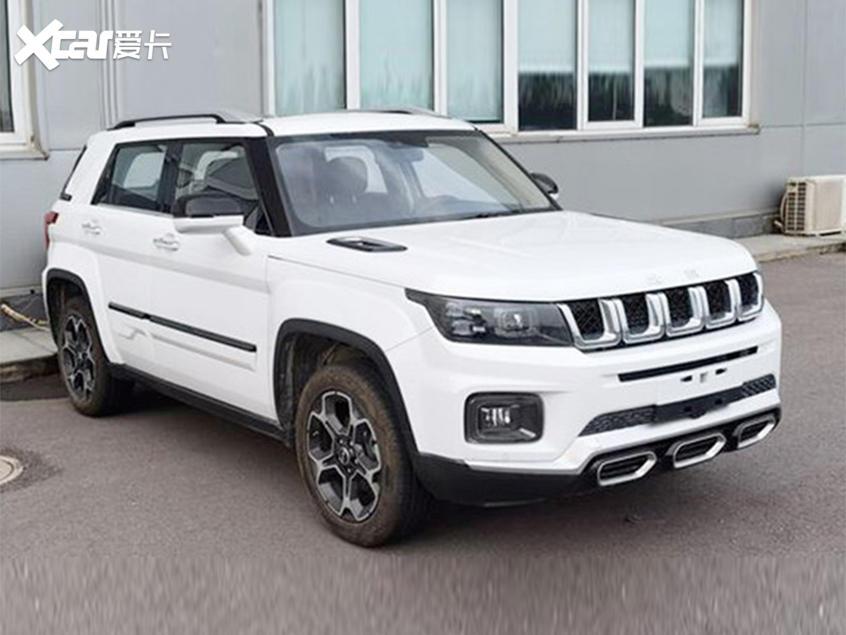 北京越野BJ30申报图 城市SUV/4季度上市
