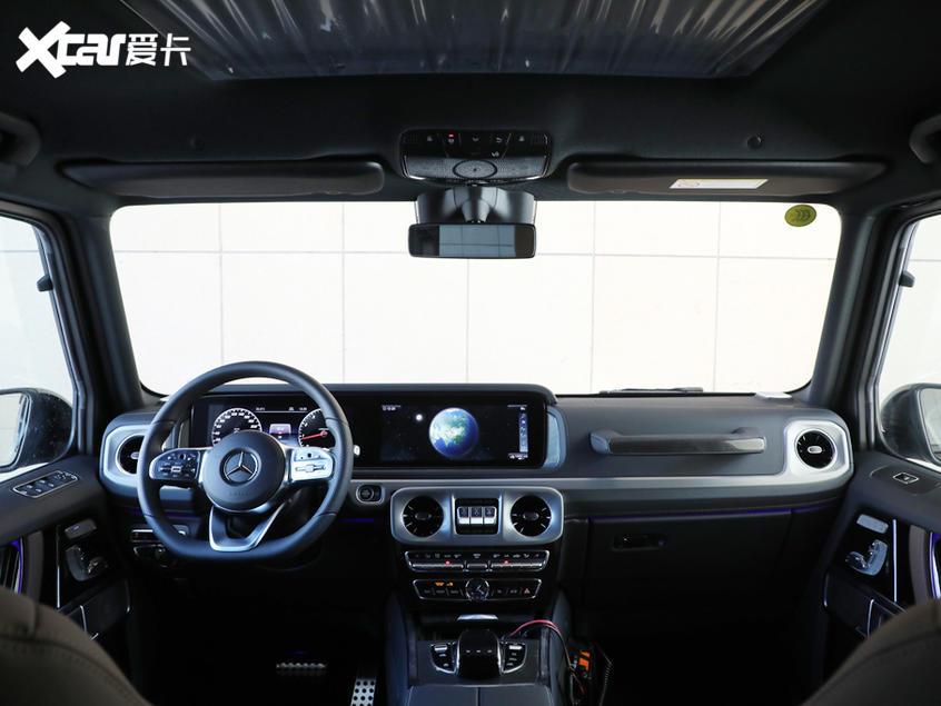 奔驰G 350车型正式上市