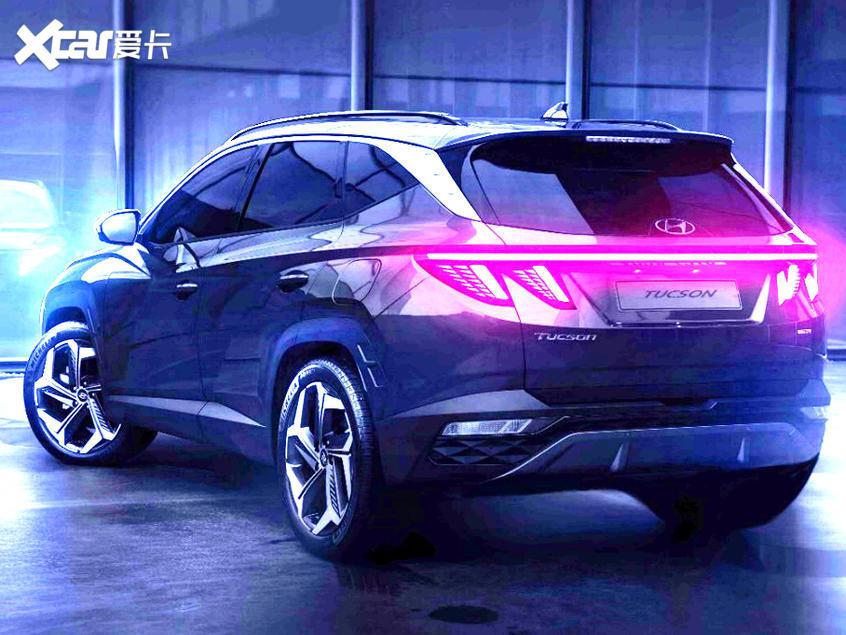 第五代途胜将亮相北京车展 2021年入华