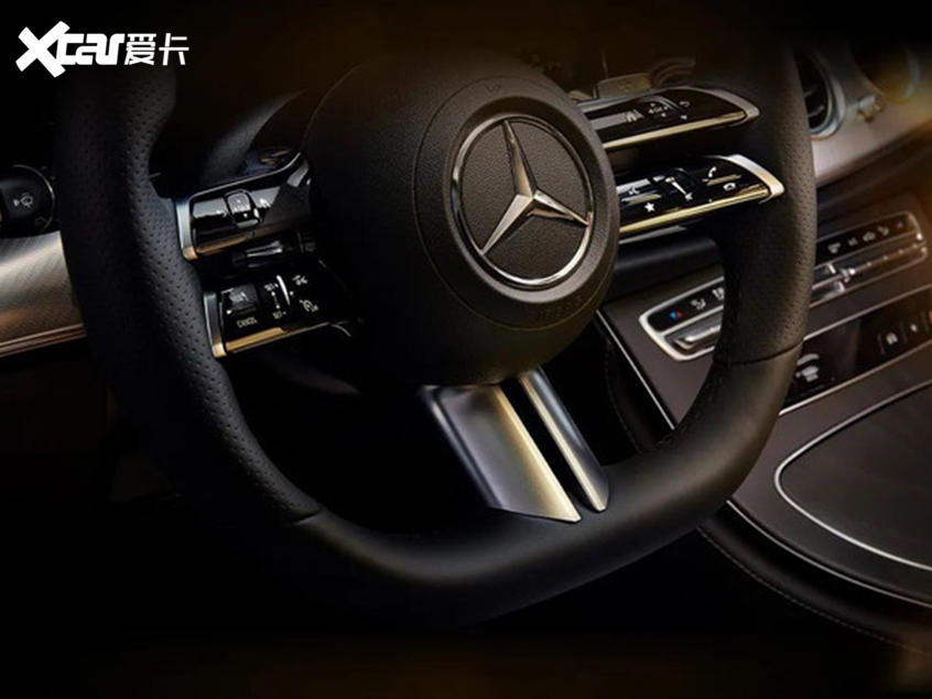 新款北京奔驰E级官图发布 9月25日上市