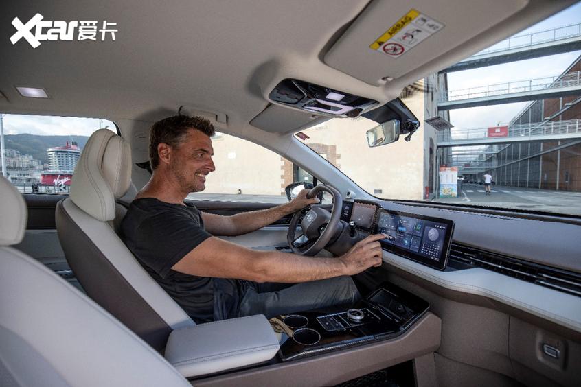2021款爱驰U5即将上市 智能化配置升级