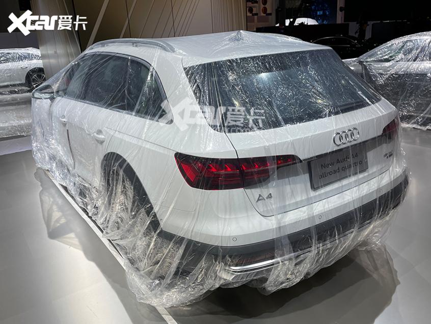 广州车展:新款奥迪A4 allroad quattro