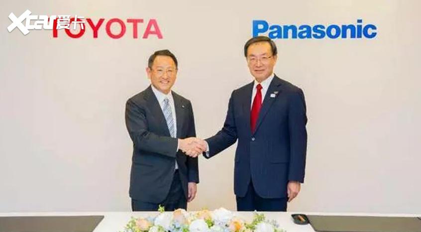 丰田与松下成立合资公司