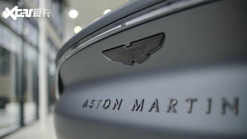 阿斯顿·马丁DBX定制版亮相 个性的化身