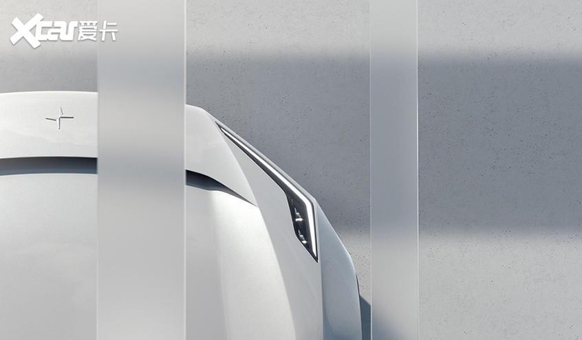 Polestar概念车新预告图 即将迎来首秀