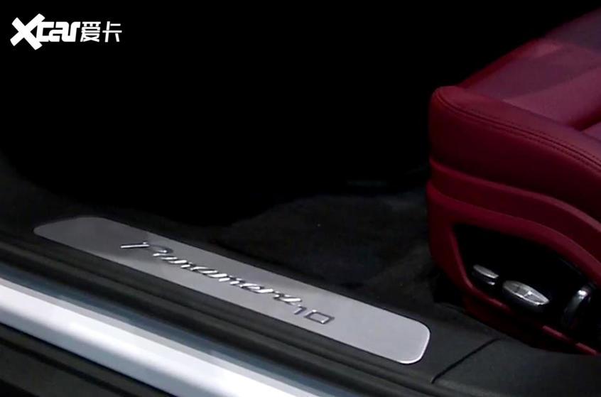 保时捷Panamera 10周年纪念版