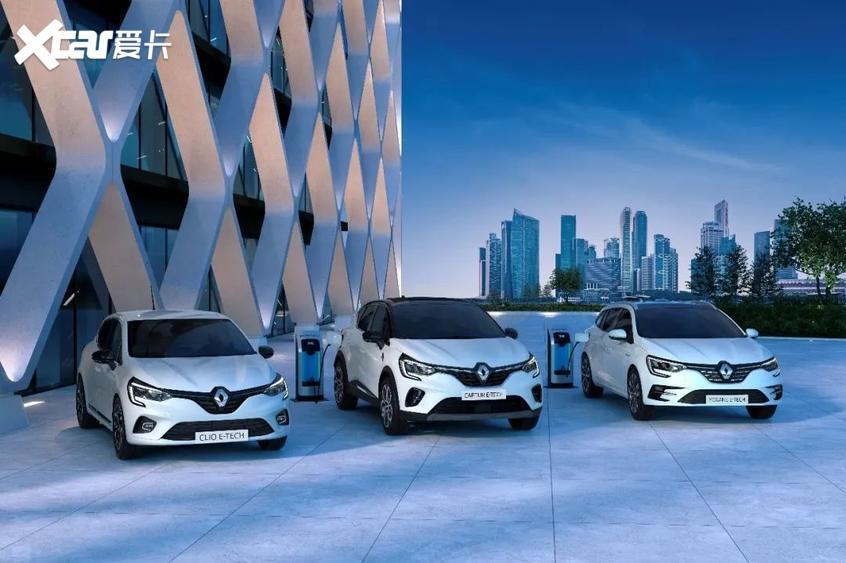 雷诺电动规划曝光 将推出混合动力车型