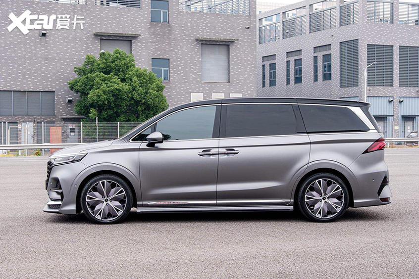 荣威iM8概念车