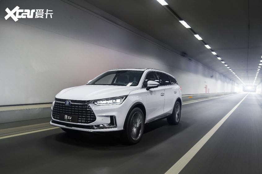 新时代出行 唐EV带给北京BBA用户新豪华
