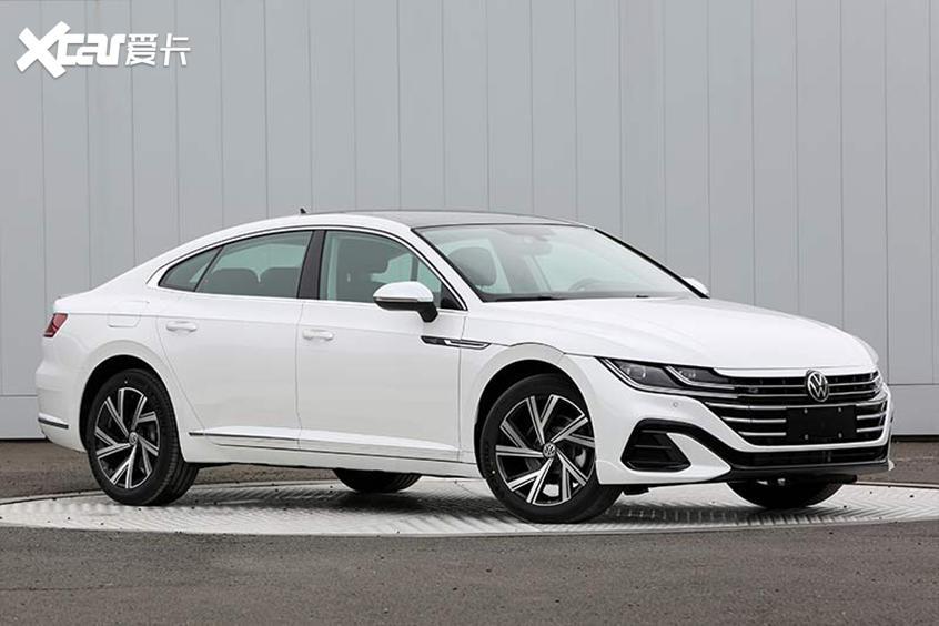 新大众CC有望广州车展亮相依旧高颜值-爱卡汽车