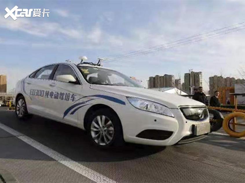 预防疫情扩散 BEIJING开发全新驾驶模式