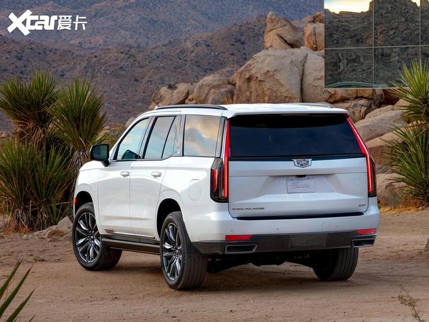 凯迪拉克旗舰SUV完成换代 将第三季上市