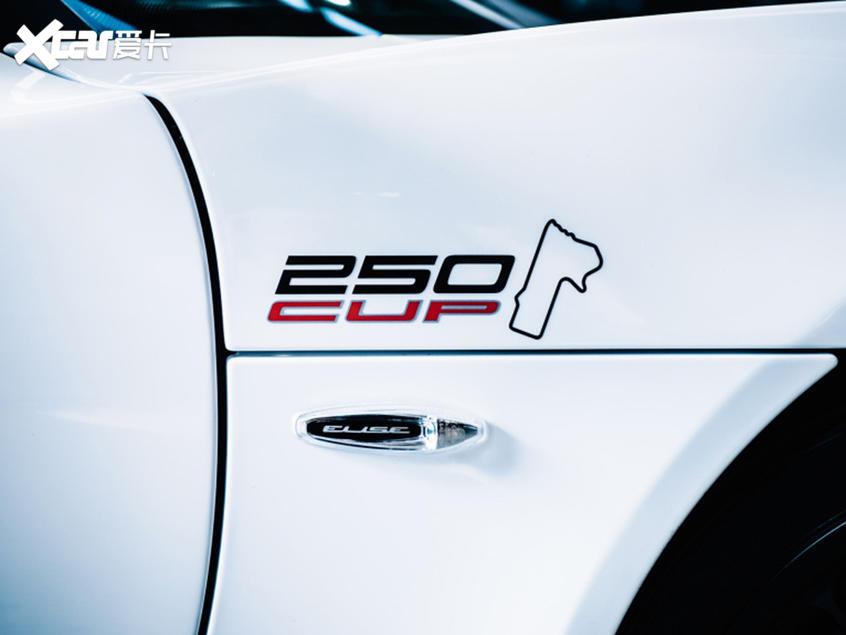 路特斯Elise Cup 250特别版 4.3s破百