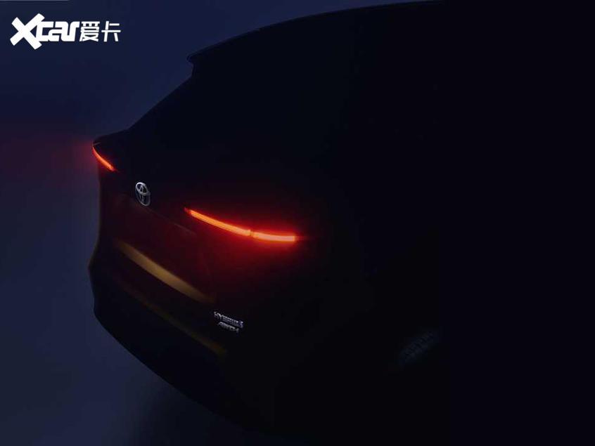 丰田全新小型SUV