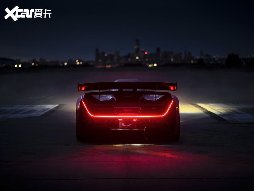 Czinger超跑将亮相日内瓦车展 1.9s破百