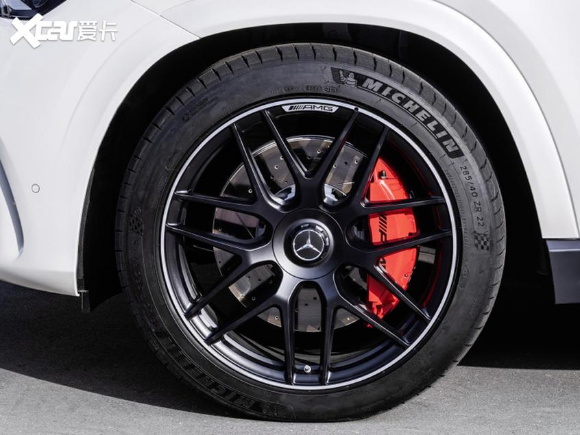 AMG GLE 63 S 4MATIC轿跑SUV