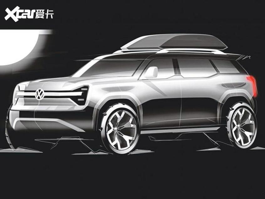 大众将推全新纯电动SUV将2023年推出