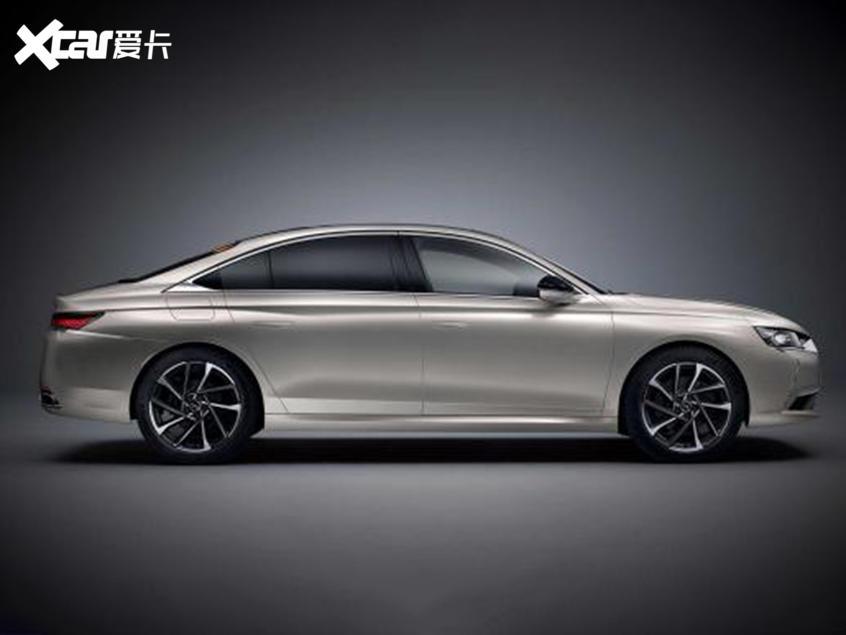 DS 9官图发布家族旗舰轿车/下半年上市